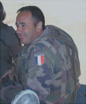 19/04/06 (Tadjikistan) Adjudant-Chef Gilles SARRAZIN - EAG Anger (47 ans, 2 enfants)