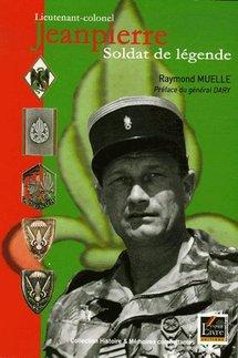 Ltc Pierre-Paul JEANPIERRE (46 ans - 1er REP)  1445813-1920326