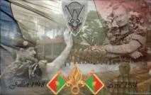 LA FIN DU 1er REGIMENT ETRANGER DE PARACHUTISTES - 1er REP