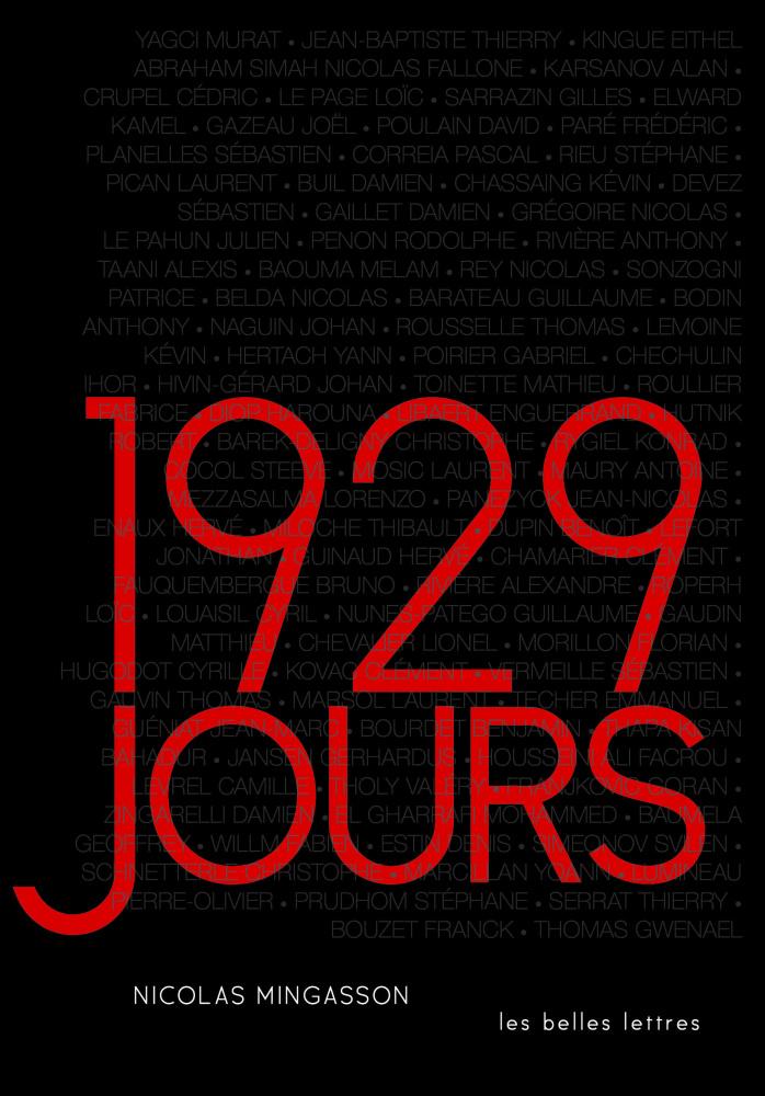 Nicolas Mingasson rend hommage aux 89 soldats français tués en Afghanistan