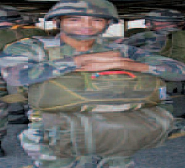 15/05/06 Sapeur Parachutiste de 1ère classe Kamel ELWARD (22 ans) 17è RGP