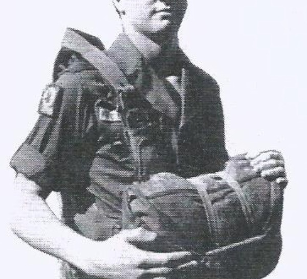 21/12/83 Marsouin Parachutiste Philippe CHABRAT (3ème RPIMa)