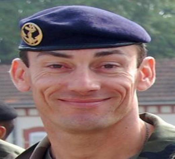 12/01/10 - Capitaine Fabrice ROULLIER (39 ans) EM 1ere BM