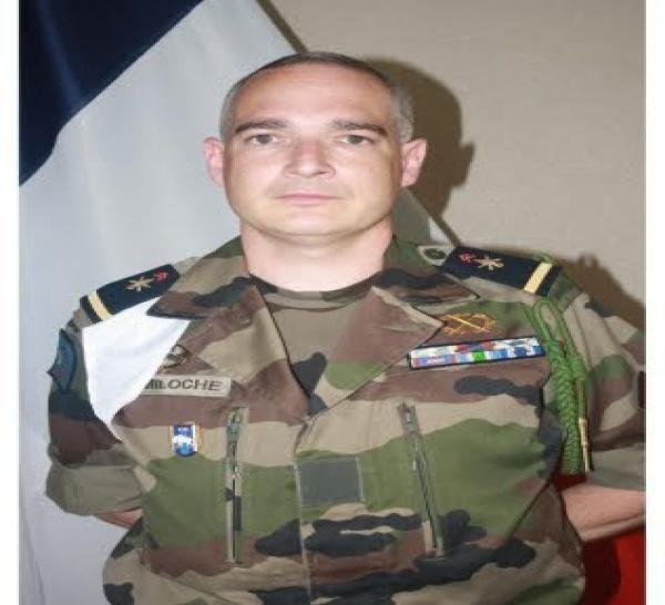15/10/2010 - Adj-Chef Thibault MILOCHE (39 ans, 2 enfants) - 126eme RI