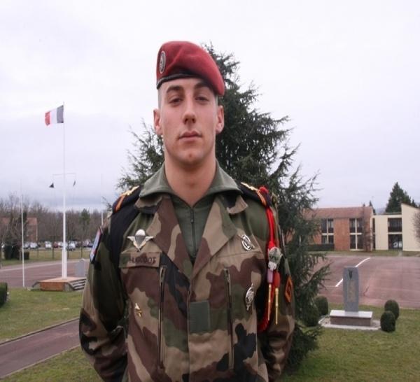 25/06/2011 1ere classe, Cyrille Hugodot, 24 ans - 1er RCP (1 enfant)