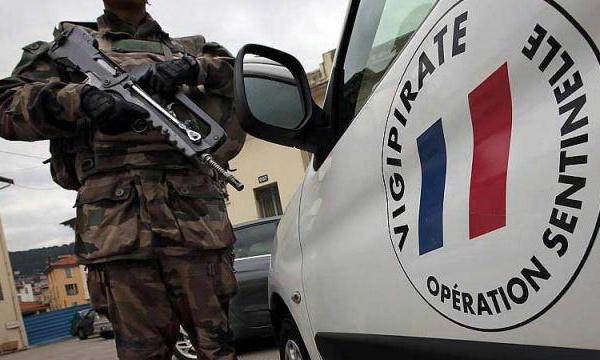 Des militaires de l'opération Sentinelle, cibles fortuites du manque de respect envers les forces de l'ordre