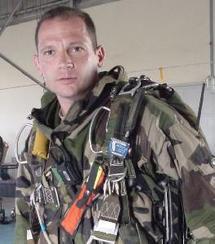25/07/07 Adjudant Pascal CORREIA (40 ans) 1er RCP/CRAP