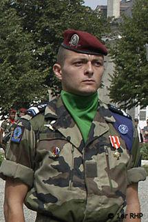 23/08/07 Brigadier-Chef Stéphane RIEU (30 ans) 2 enfants 1er RHP