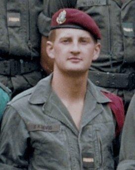 04/01/97 - Capitaine Patrick DEVOS (ans) 6ème RPIMa