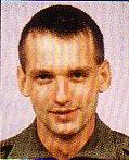 14/03/95 Sergent Christophe CHAUVET 4ème RG