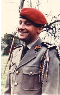 23/10/83 Lieutenant Antoine de JEAN de la BATIE (1er RCP)