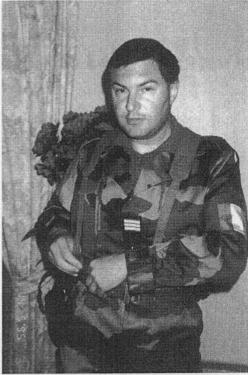 22/07/95 Medecin Capitaine Eric DORLEANS (RICM)