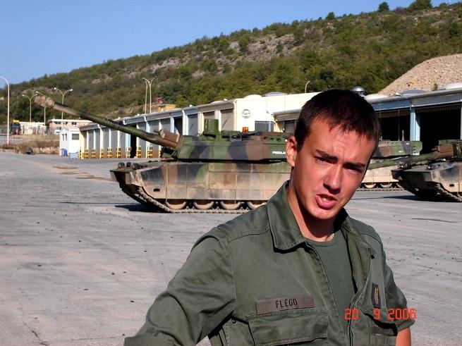 06/05/07 - Sergent Julien FLEGO (21 ans) BA 118