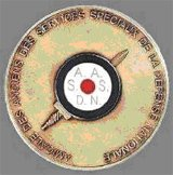 Amicale des Anciens des Services Spéciaux de la Défense Nationale (AASSDN)
