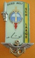 24/03/71 - Sergent-Chef Christian LARGE  (Cadre de l'Armée Tchadienne en AMT)