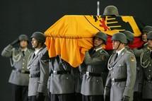 1 soldat allemand victime d'un accident de la route en Afghanistan