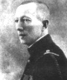 20/07/1918 - Capitaine Joost VAN VOLLENHOVEN