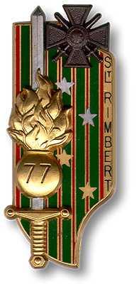 S/Ltn Joseph Armand Louis RIMBERT 77eme RI  (31 ans)
