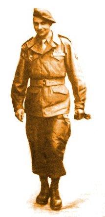 17/02/49 - Lieutenant Charles Lhuillier (28 ans) - 3ème BCCP