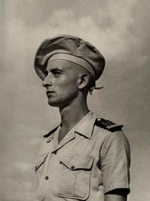 30/05/51 - Lieutenant Bernard de Lattre de Tassigny (23 ans) 1er Chasseur