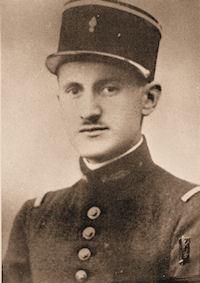 13/05/44 - Capitaine de BELSUNCE (35 ans) 5ème RTM
