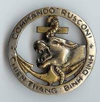 07/02/52 - Lieutenant Charles RUSCONI (33 ans) Chef du Commando Rusconi