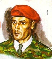 09/03/56 - Capitaine Robert KROTOFF (dit Kleber) 11eme Choc