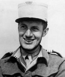 01/03/48 - Lieutenant-Colonel Gabriel BRUNET de SAIRIGNE ( 35 ans) 13eme DBLE