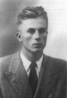 26/11/46 - Enseigne de Vaisseau Louis de MONTFORT ( 26 ans) Commandos Marine
