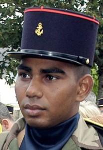 Afghanistan : un soldat français originaire de la réunion est mort au combat aujourd'hui.
