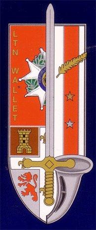 24/03/58 - Lieutenant Gilles WALLET (26 ans) 6eme RI