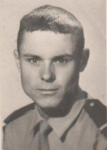 29/06/59 - Sous-Lieutenant Yves ALLAIRE ( ? ans) 1er RCP