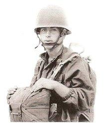 11/10/1970 Marsouin Parachutiste NORBERT MARTIN (CPIMa) 18 ans
