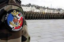3è RIMA de retour d'Afghanistan