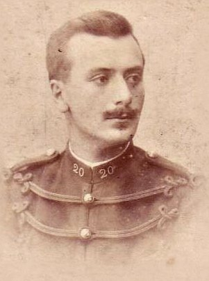 18/08/17 - Chef de Bataillon Pierre PEROUSE ( ans) 129eme RI
