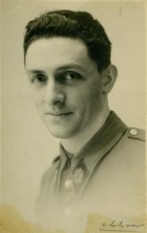 10/06/40 - Medecin-Lieutenant Georges HORNUS (35 ans, 3 enfants) 151eme RI