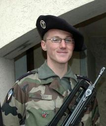 09/02/2010 - Un soldat français du 13eme BCA de Chambéry  tué en Afghanistan