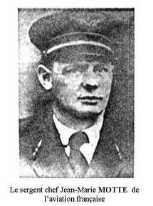 14/05/1940 - Sergent-Chef jean-Marie MOTTE