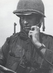 31/03/54 - Capitaine François PICHELIN (33 ans) 8eme BPC