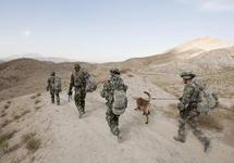 Décès du Lieutenant MEZZASALMA et du Caporal PANEZYCK deux Soldats de France tombés en Afghanistan