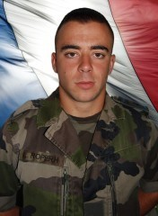 10/05/2011 - 1ere Classe Loick ROPERH (24 ans) 13 RG