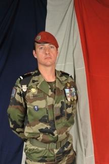 13/07/2011 - Adjudant GUENIAT (37  ans, 2 enfants) 17eme RGP
