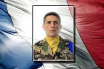 HONNEUR au Lieutenant Camille LEVREL Mort pour la France en AFGHA.