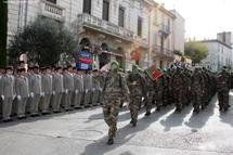 Hommage national à notre jeune Camarade le Légionnaire de 1ere Classe Goran FRANJKOVIC