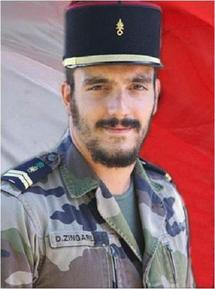 29/12/2011 - Sergent Damien Zingarelli 2eme REG