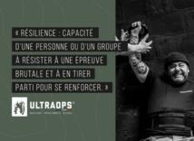 Traverser la vallée de la mort aux Etats-Unis : un défi que se lancent sept blessés de l'armée française