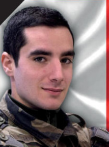 28/12/2020 : 1re classe Dorian  ISSAKHANIAN (23 ans)