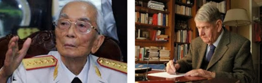 Réponse à l'hommage de Laurent Fabius au général GIAP (mise à jour du 20/10/2013)