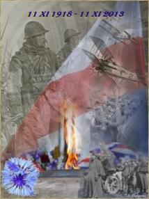 """A 05 h 15, le 11 Novembre 1918 le clairon sonnait le """"cessez-le feu !"""""""
