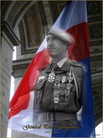 In memoriam Général Paul AUSSARESSES :  Sa passion,  la FRANCE  ; sa règle la Disicipline.